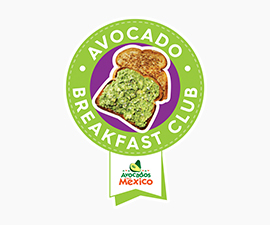 Avocado Breakfast Club