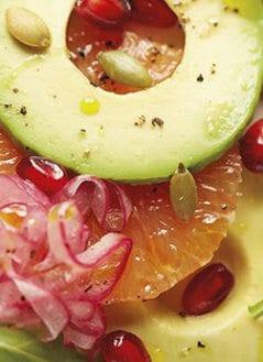 Sicilian Citrus & Avocado Salad