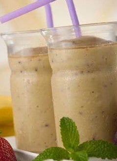 Avocado Breakfast Shake