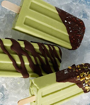 AVOCADO CHOCSICLES