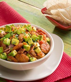 Jambalaya-Style Guacamole