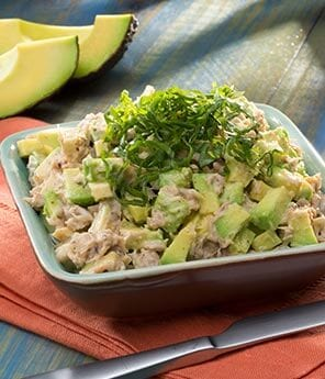 Maryland Crab and Avocado Dip