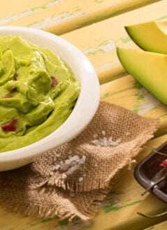 Avocado and Sea Salt Butter