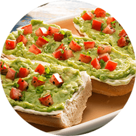 Cream Cheese Guacamole