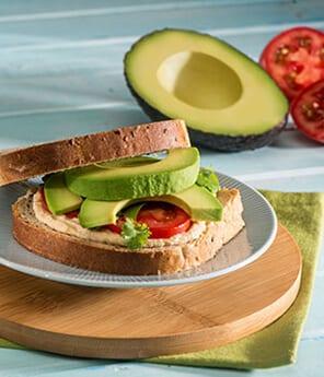 Sándwich de Ensueño para Veganos