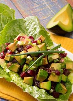 Avocado Beet Salad