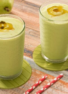 Pear-Avocado Smoothie