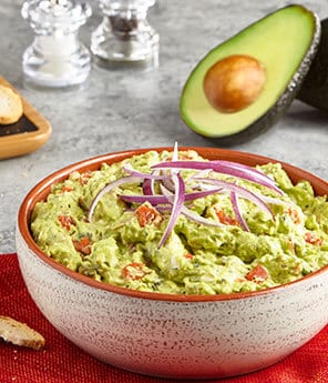 Everything-But-The-Bagel Guacamole