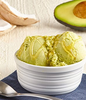 "Tropical Avocado ""Nice"" Cream"