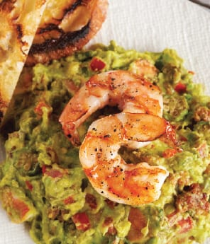 New Orleans Gumbo Guac
