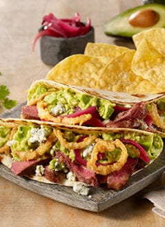 Steakhouse Tacos
