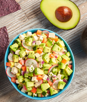 Avocado Vegetarian Ceviche