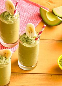 Matcha-Doing Avocado Smoothie