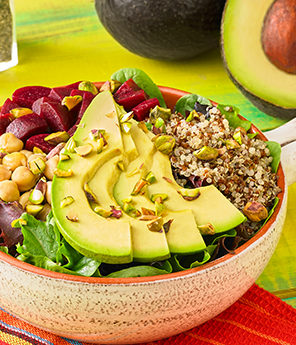 Plant Lover Avocado Bowl