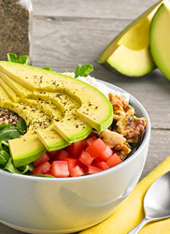VEGGIE FRESH AVOCADO BOWL